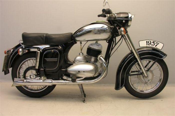 1958_Jawa_Motorcycle