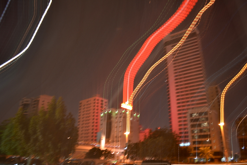 Night Bahrain Life Camera