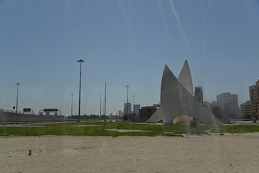 Sail Monument