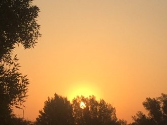Sunset Bahrain