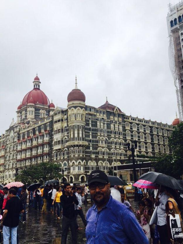 Taj Hotel Mumbai